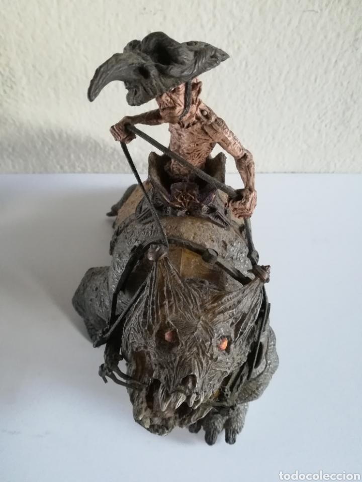 Figuras y Muñecos Mcfarlane: McFarlane Twisted Land of Oz The Wizard Horror figure Spawn Monster Comic - Toto - año 2003 - Foto 41 - 186167496