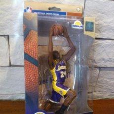 Figuras y Muñecos Mcfarlane: KOBE BRYANT – NBA FINALS 2009 - LOS ANGELES LAKERS - MCFARLANE - FIGURA - LIMITADA NUMERADA - NUEVA. Lote 193347200