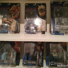 Figurines et Jouets McFarlane: HELLRAISER COLLECTION : SKINLESS JULIA, ANGELIQUE, BUTTERBALL, CD, SURGEON, CHATTER BEAST BY NECA. Lote 197593083