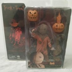 Figuras y Muñecos Mcfarlane: NECA CULT CLASSICS --- REEL TOYS --- TRICK 'R TREAT --- SAM --- ACTION FIGURE (SEALED) HALLOWEEN. Lote 198652013