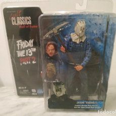 Figuras y Muñecos Mcfarlane: FRIDAY THE 13TH PART 2: JASON VOORHEES (2006) --- NECA CULT CLASSICS HALL OF FAME. Lote 198652235