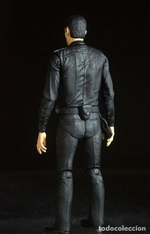 Figuras y Muñecos Mcfarlane: TERMINATOR GENESYS T-1000 POLICE DISGUISE FIGURA 18CM NECA * Official * EN BLISTER SELLADO - Foto 7 - 203176163