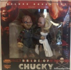 Figuras y Muñecos Mcfarlane: DELUXE BOXED SET CHUCKY AND TIFANY - BRIDE OF CHUCKY - *** MCFARLANE TOYS ***. Lote 209994628