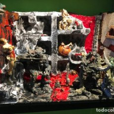Figuras y Muñecos Mcfarlane: DIORAMA CUSTOM DE SPAWN. Lote 211831290