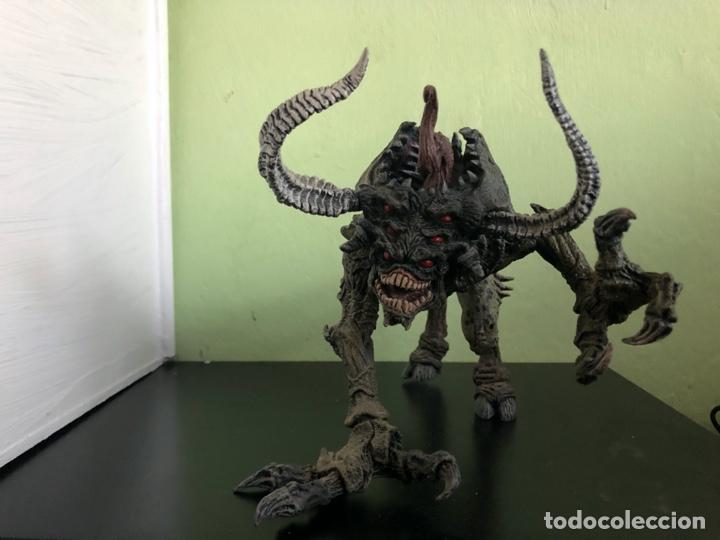 Figuras y Muñecos Mcfarlane: Diorama custom de Spawn - Foto 9 - 211831290