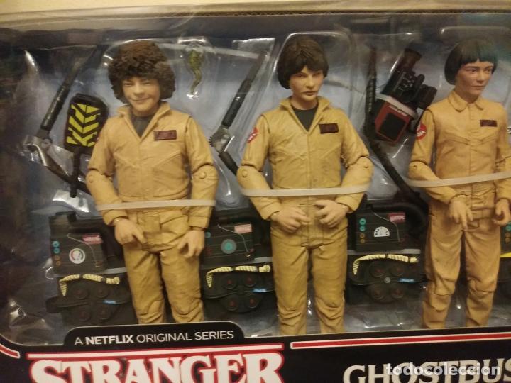 Figuras y Muñecos Mcfarlane: Stranger things cazafantasmas Ghostbusters mcfarlane - Foto 3 - 213072196