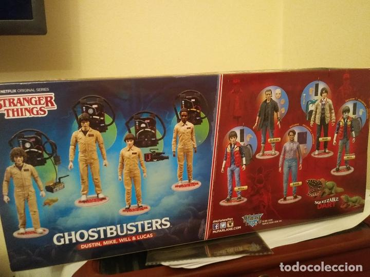 Figuras y Muñecos Mcfarlane: Stranger things cazafantasmas Ghostbusters mcfarlane - Foto 6 - 213072196