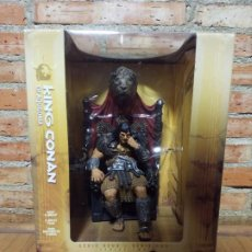 Figurines et Jouets McFarlane: FIGURA CONAN REY KING MCFARLANE IMPECABLE. Lote 228156070