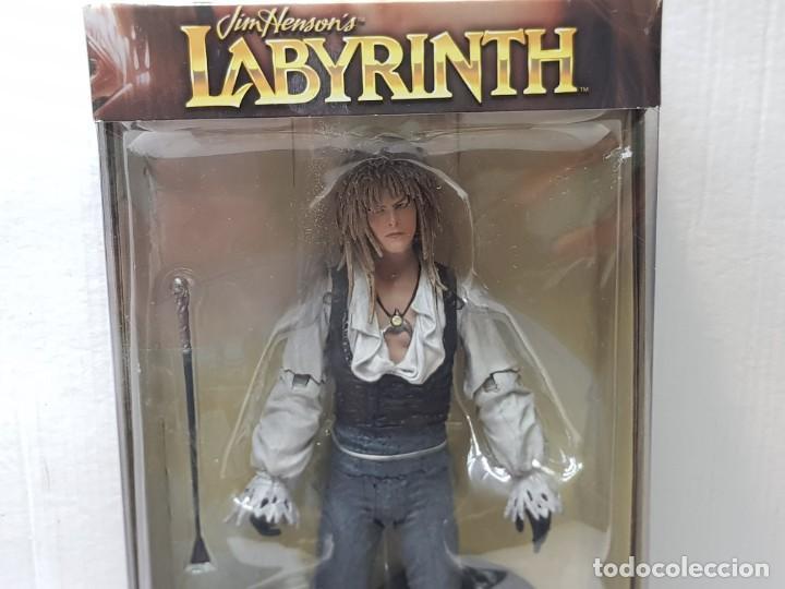 Figuras y Muñecos Mcfarlane: Figura Jim Hensons de Labyrinth de McFarlane Toys en blister original sin abrir serie limitada - Foto 2 - 230592110