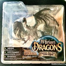 Figuras y Muñecos Mcfarlane: MCFARLANE´S DRAGONS. THE KOMODO CLAN DRAGON. NUEVO EN BLISTER.. Lote 215466012