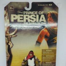 Figuras y Muñecos Mcfarlane: FIGURA PRINCE OF PERSIA THE SANDS OF TIME - PRINCIPE DASTAN - LAS ARENAS DEL TIEMPO - MCFARLANE 2010. Lote 234302430