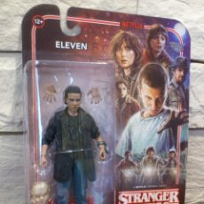 Figuras y Muñecos Mcfarlane: STRANGER THINGS - ELEVEN - ONCE - PUNK - MCFARLANE - NETFLIX - MILLIE BOBBY BROWN - 2018 - NUEVA. Lote 241551230