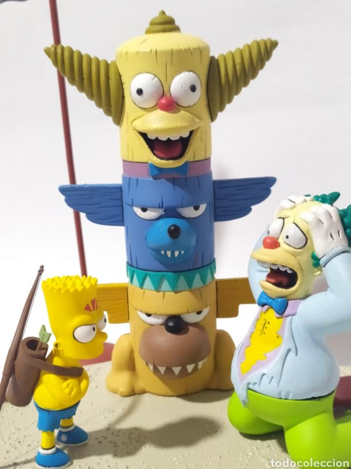 Figuras y Muñecos Mcfarlane: Campamento Krusty/Kamp Krusty. Mc Farlane.The Simpson series 1.Action Figure. 2007. - Foto 3 - 251259060