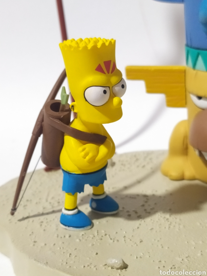 Figuras y Muñecos Mcfarlane: Campamento Krusty/Kamp Krusty. Mc Farlane.The Simpson series 1.Action Figure. 2007. - Foto 4 - 251259060