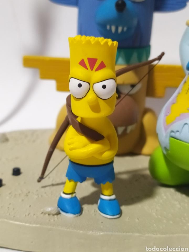 Figuras y Muñecos Mcfarlane: Campamento Krusty/Kamp Krusty. Mc Farlane.The Simpson series 1.Action Figure. 2007. - Foto 5 - 251259060