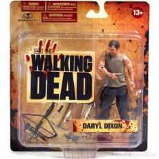 Figuras y Muñecos Mcfarlane: THE WALKING DEAD - DARYL DIXON SERIE 1 AÑO 2010 - ¡ÚNICO EN TODOCOLECCIÓN!. Lote 252499310
