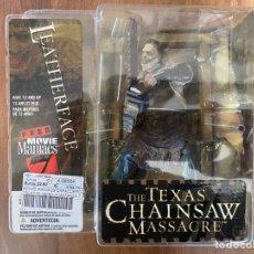 Figuras y Muñecos Mcfarlane: THE TEXAS CHAINSAW MASSACRE. MOVIE MANIACS. 2004. FIGURA 18 CMS. Lote 260561795