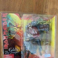 Figuras y Muñecos Mcfarlane: IRON MAIDEN. EDDIE. THE TROOPER. MCFARLANE TOYS.. Lote 260563815