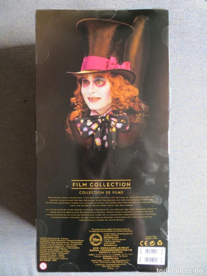 Figuras y Muñecos Mcfarlane: ALICE IN WONDERLAND: FIGURA DESCATALOGADA !!!!!!!!!!! JOHNNY DEEP-MCFARLANE - Foto 2 - 275312658