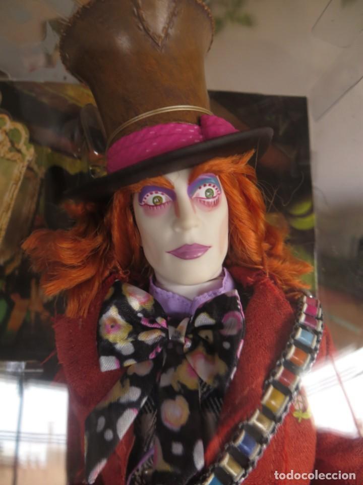Figuras y Muñecos Mcfarlane: ALICE IN WONDERLAND: FIGURA DESCATALOGADA !!!!!!!!!!! JOHNNY DEEP-MCFARLANE - Foto 3 - 275312658
