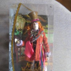 Figuras y Muñecos Mcfarlane: ALICE IN WONDERLAND: FIGURA DESCATALOGADA !!!!!!!!!!! JOHNNY DEEP-MCFARLANE. Lote 277832623