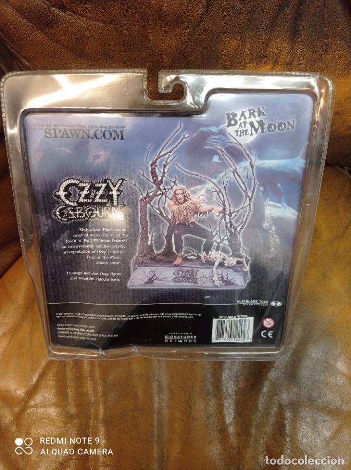 Figuras y Muñecos Mcfarlane: Ozzy Osbourne, Bark at the Moon. Mcfarlane Toys 2004. Figura. Nuevo, sin abrir.Farlane - Foto 4 - 288380448