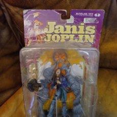 Figuras y Muñecos Mcfarlane: JANIS JOPLIN. MCFARLANE TOYS. FIGURA. NUEVO, SIN ABRIR.FARLANE. Lote 288390173