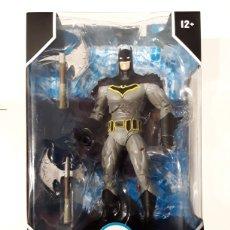 Figuras y Muñecos Mcfarlane: FIGURA BATMAN BATTLE DAMAGE DARK NIGHTS METAL DC MULTIVERSE MCFARLANE TOYS. Lote 291577308