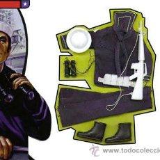 Figuras y Muñecos Mego: ACTION JACKSON MEGO SET MAGIC CARS. Lote 9736479