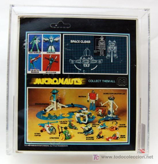 Figuras y Muñecos Mego: Mego Micronauts - Space Glider. 1976. Autentificado, numerado y precintado por AFA - Foto 3 - 27009782