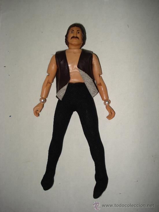 Figuras y Muñecos Mego: Completa figura de MEGO del año 1971,21 cm.. - Foto 2 - 21733455