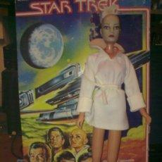 Figuras y Muñecos Mego: MEGO- SERIE STAR TREK 12´´- 30 CMS- TENIETE ILLIA - EN CAJA (1978). Lote 17240572