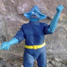Figuras y Muñecos Mego: JOYA 10!!-ERA MEGO-CASA TOMLAND-SERIE STAR RAIDERS- GRAND (DART VADER) -1977-RAREZA SUPREMA .. Lote 18372082