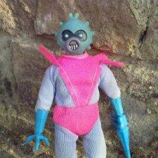 Figuras y Muñecos Mego: JOYA 10!!- ERA MEGO- CASA TOMLAND- SERIE STAR RAIDERS- WIK (C3 PO) -1977- RAREZA SUPREMA .. Lote 166120576