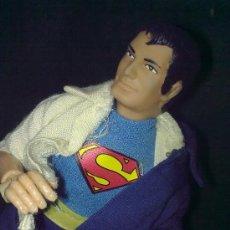 Figuras y Muñecos Mego: JOYA 10!!- ARTESANÍA MEGO- CLARK KENT CAMBIANDOSE DE ROPA PARA SER SUPERMAN -EXTREMA RAREZA. Lote 18467658