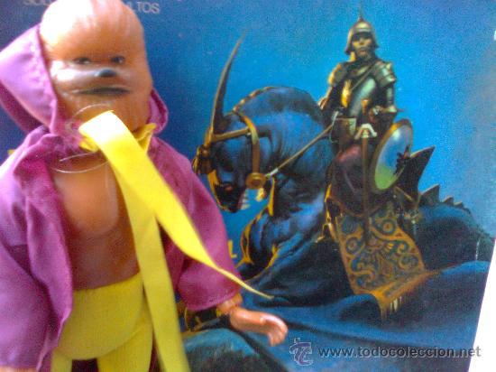Figuras y Muñecos Mego: ¡ Joya 10 ! - Era Mego - Casa tomland - Serie Star Raiders - Flash (Chewaka) -1977- - Foto 8 - 166120764