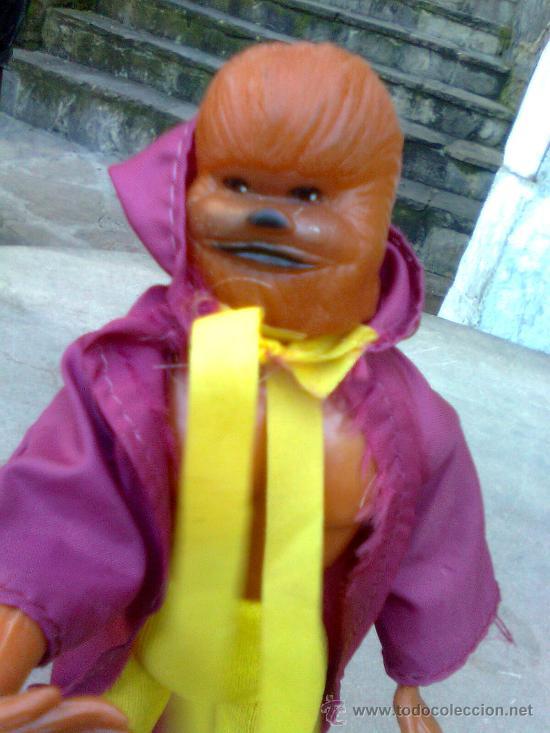 Figuras y Muñecos Mego: ¡ Joya 10 ! - Era Mego - Casa tomland - Serie Star Raiders - Flash (Chewaka) -1977- - Foto 10 - 166120764