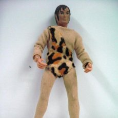 Figuras y Muñecos Mego: ANTIGUO MUÑECO MEGO CORP PARAMOUNT INC 1972 TARZAN. Lote 26377241