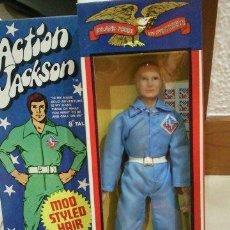 Figuras y Muñecos Mego: MEGO ACTION JACKSON PELIRROJO. Lote 30624921