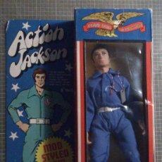 Figuras y Muñecos Mego: MEGO ACTION JACKSON. Lote 34719846