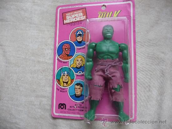 MEGO HULK MARVEL DC COMICS (Juguetes - Figuras de Acción - Mego)