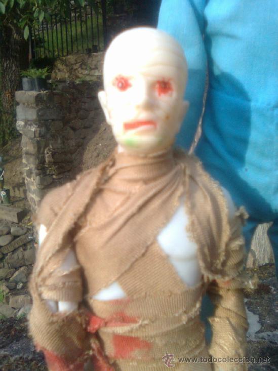 Figuras y Muñecos Mego: Juguete de leyenda - era Mego - Casa Lincoln International - La Momia (1974) - Foto 11 - 38051820