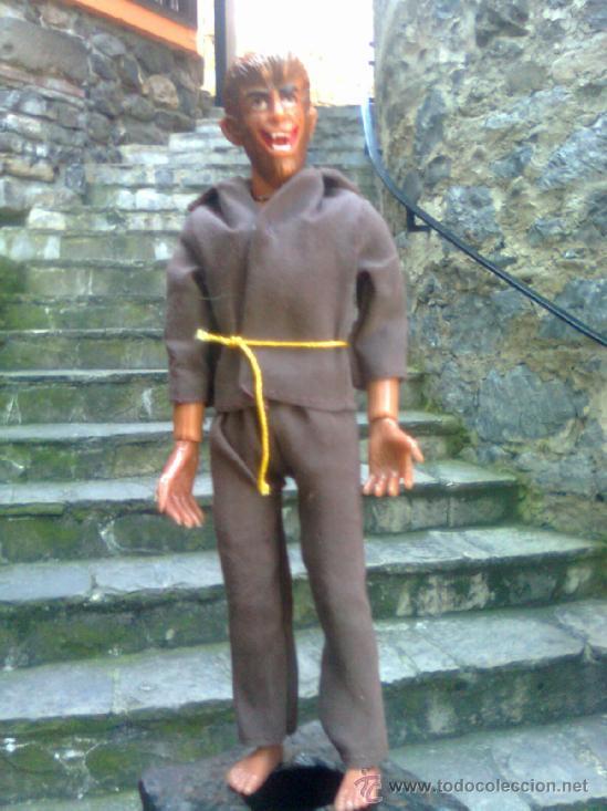 Figuras y Muñecos Mego: Figura de leyenda - Era Mego - Casa Lincoln international - El Hombre Lobo (1974) - ver - Foto 9 - 38117003