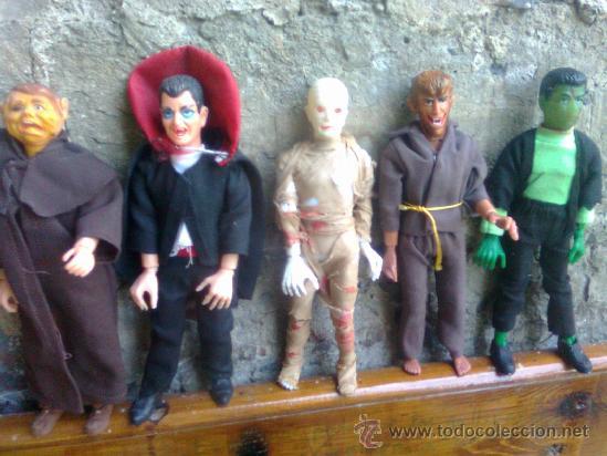 Figuras y Muñecos Mego: Figura de leyenda - Era Mego - Casa Lincoln international - El Monstruo de frankenstein (1974) - ver - Foto 11 - 38117266