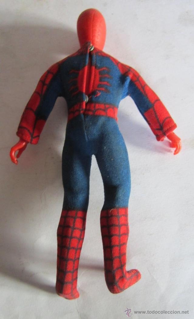Figuras y Muñecos Mego: MUÑECO MEGO SPIDERMAN, AÑO 1973. CC - Foto 2 - 55892490