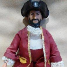 Figuras y Muñecos Mego: ORIGINAL MEGO BLACKBEARD BARBANEGRA. Lote 42951867