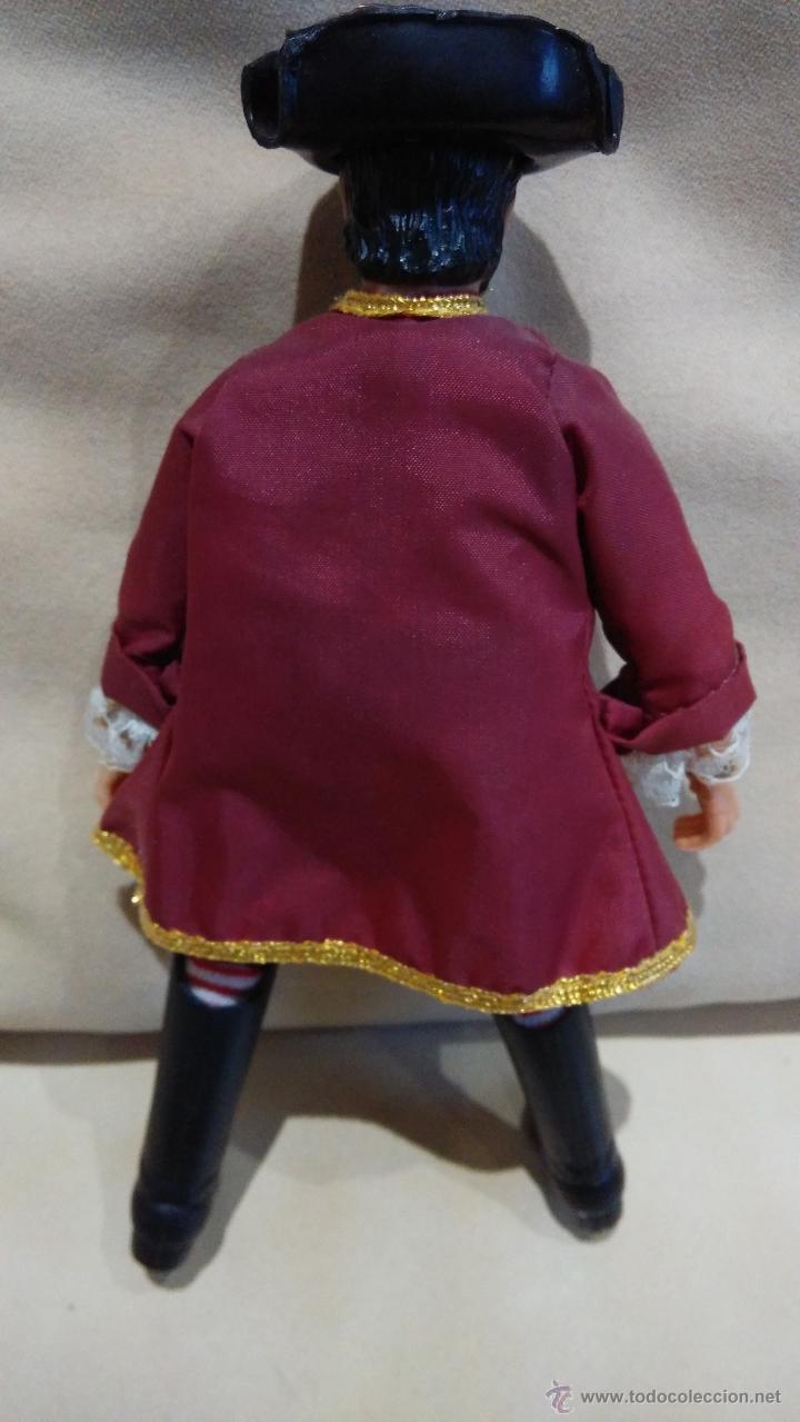 Figuras y Muñecos Mego: Original Mego Blackbeard Barbanegra - Foto 2 - 42951867
