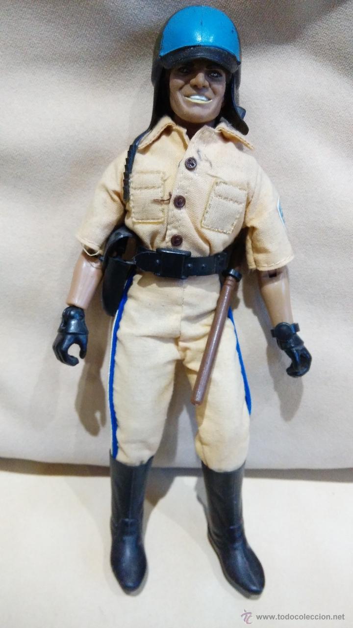 ORIGINAL MEGO POLICÍA (Juguetes - Figuras de Acción - Mego)