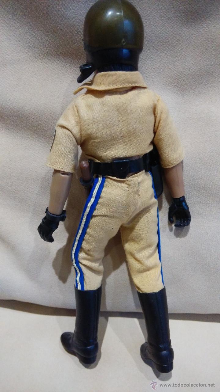 Figuras y Muñecos Mego: Original Mego Policía - Foto 2 - 42951992
