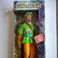 Figuras y Muñecos Mego: MEGO ROBIN HOOD - AÑO 1974 - ORIGINAL DE ÉPOCA - A ESTRENAR. Lote 47425689